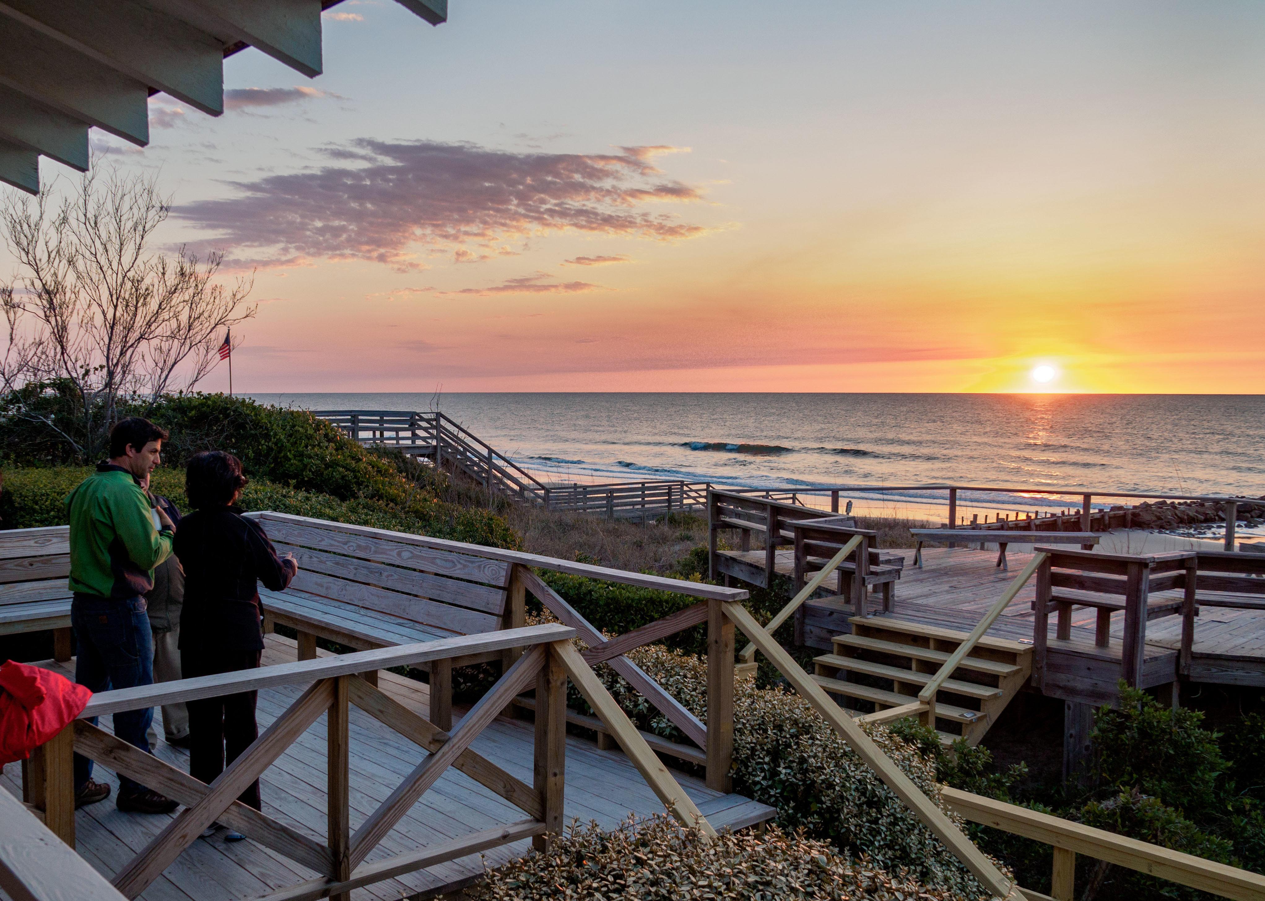 3 – Sea View Inn sunrise