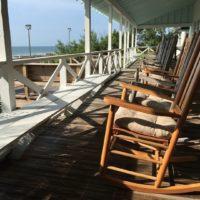 Sea View Best Porch in America