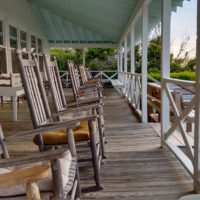 Sea View Inn porch