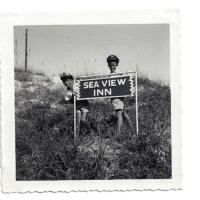 sea view 1953