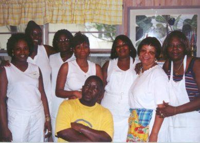 Sea View Inn Staff – 2002