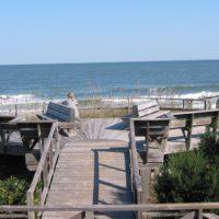 Boardwalk to Ocean 1