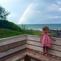 Lucy and Rainbow Seaview