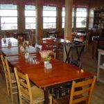 SVI's dining room, 2007.