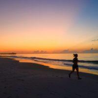 Sea View beach runner