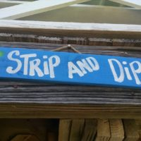 Strip and Dip